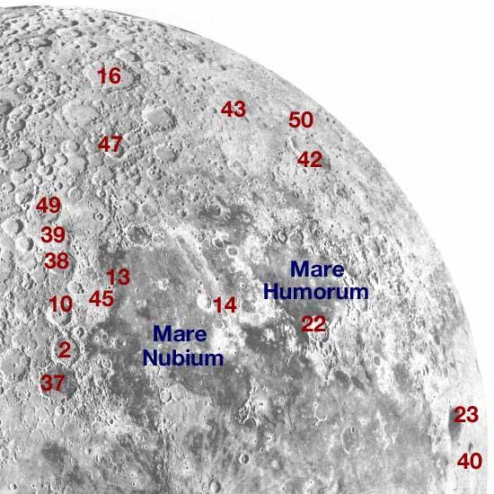 Moon southwest inverted