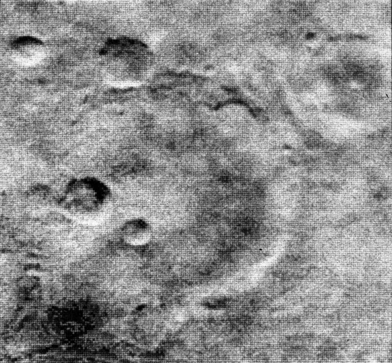Mariner 4 photo