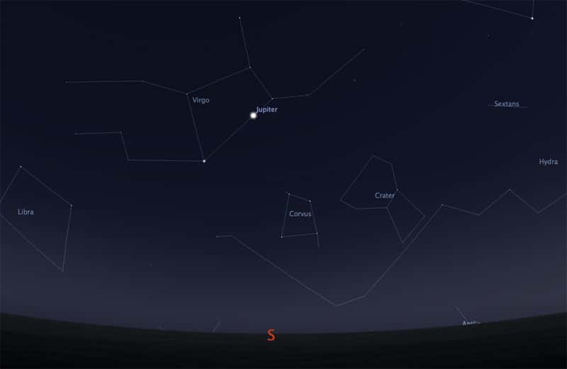 What can you see in the night sky this month November 2017