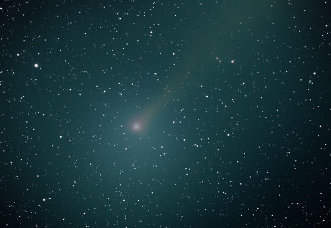 Comet Hartley 2 by Nick Howes from Cherhill, UK on October 22
