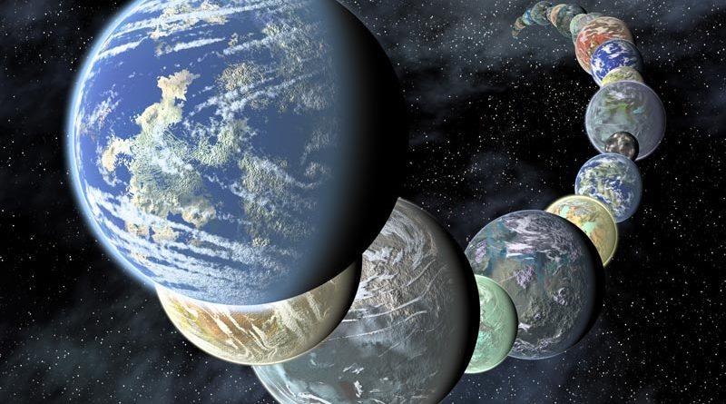 Planets galore