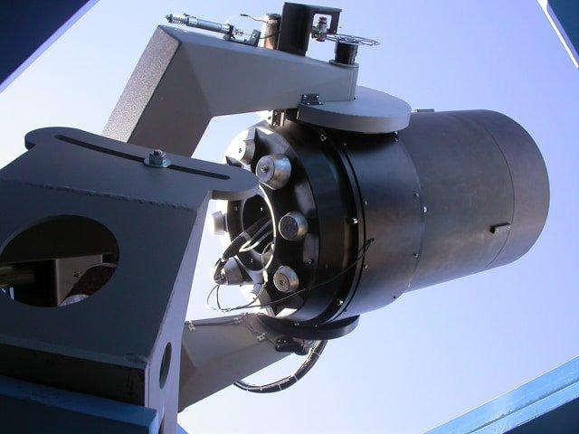 The ROTSE telescope that discovered the supernova