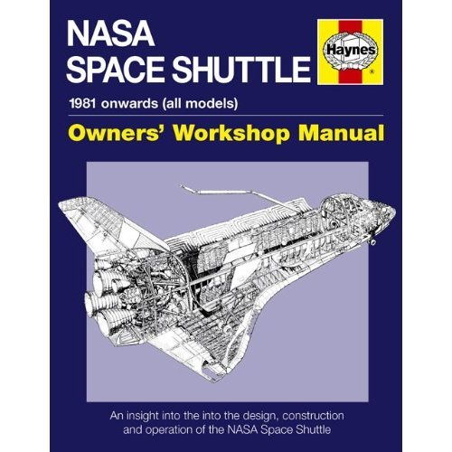 Haynes Space Shuttle