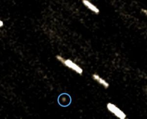 Incoming! Another asteroid to skim by