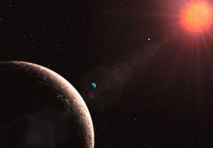 New Earth-like planet could hold life
