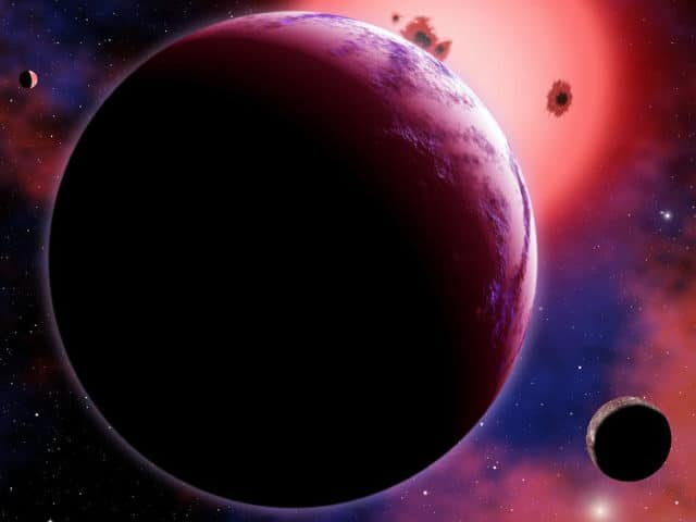 Super-Earth GJ1214b