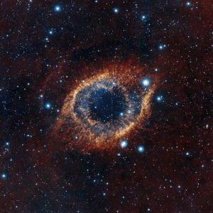 VISTA image of the Helix Nebula