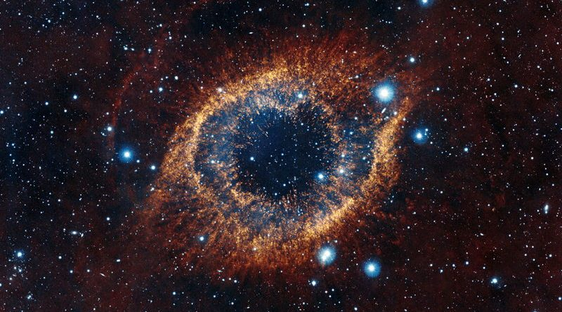 VISTA image of the Helix Nebula