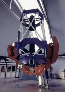 The 2.2m telescope at La Silla