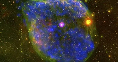 Wolf-Rayet star HD 50896