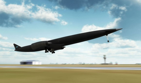 Skylon takes off for another mission into space