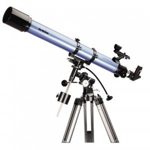 Different types of telescope