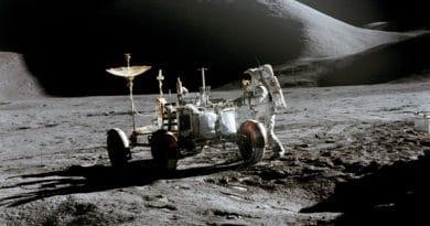 Apollo 15 lunar rover