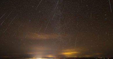 Geminid meteors