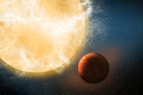 Planet Kepler-78b