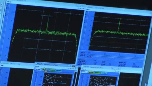 Signal from Rosetta