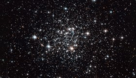 Hubble's image of the sparkling stars in the globular cluster Terzan 7. NASA, ESA, and A. Sarajedini (University of Florida)