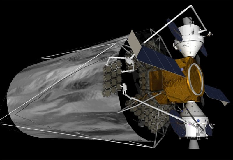 ATLAST telescope