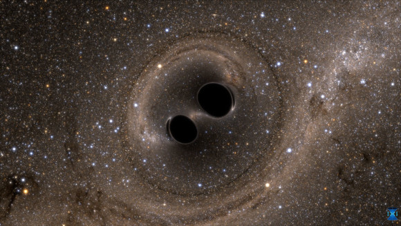 Gravitational waves detected at last as black holes collide