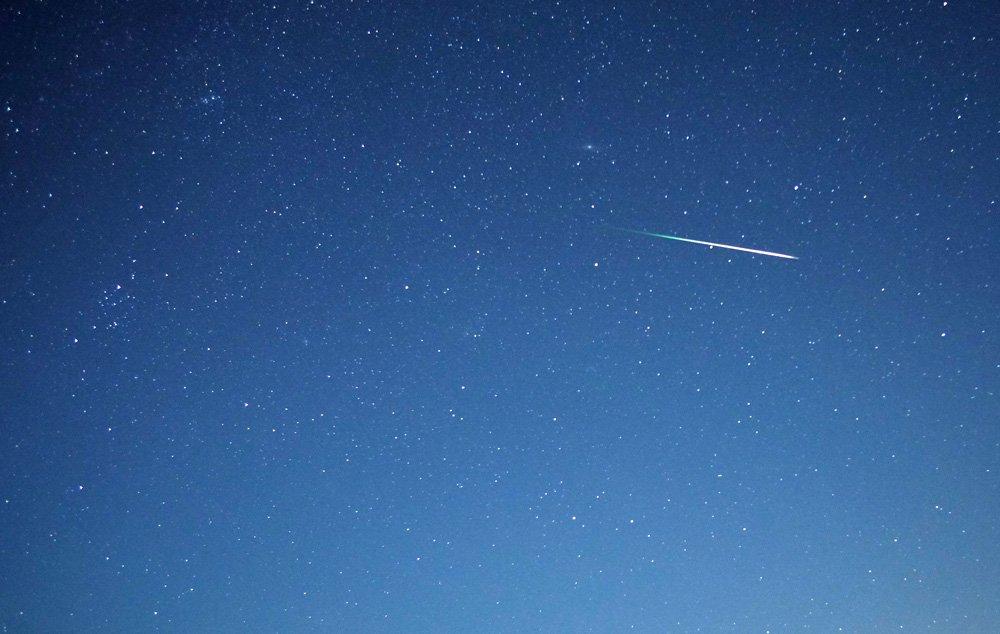 Galerry Perseid Meteor Shower in 2017