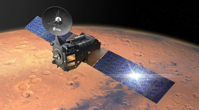 Fears for Mars lander as sister ship successfully goes into orbit