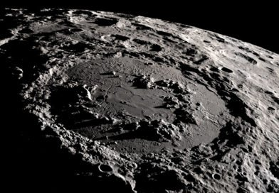 Lunar crater offers clues to impact that killed the dinosaurs