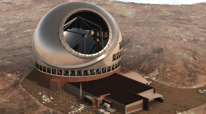Protests could shift giant telescope to other side of world