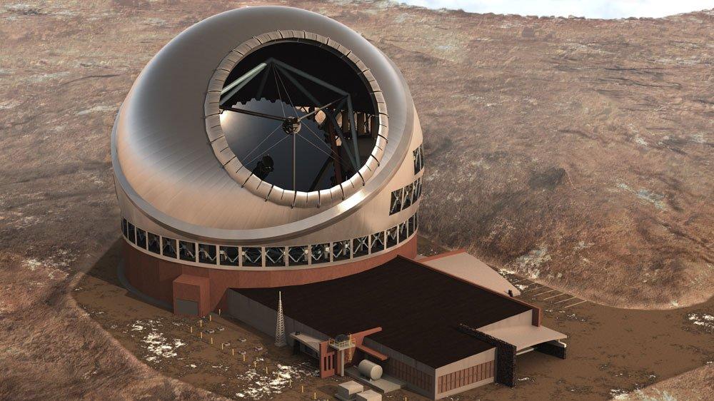 Thirty Meter Telescope