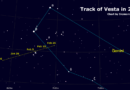 See asteroid Vesta shining at its best