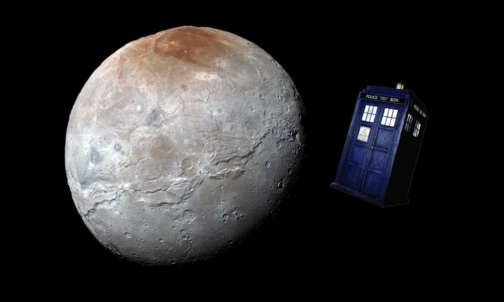 Tardis and Charon
