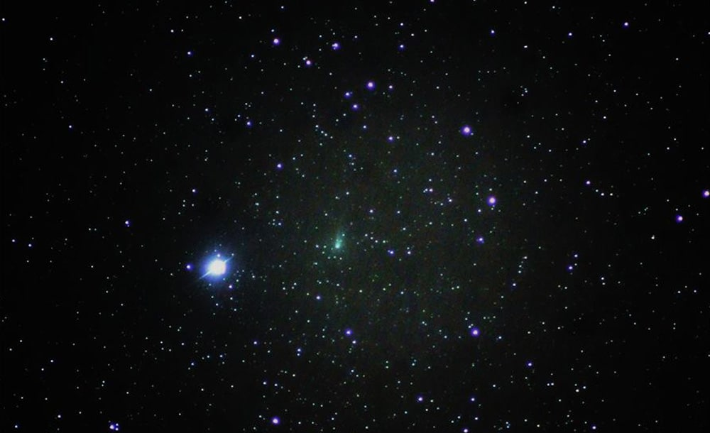 Comets To Look For In The Spring Night Sky