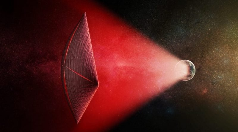 Mystery radio bursts 'may be powering alien spacecraft'