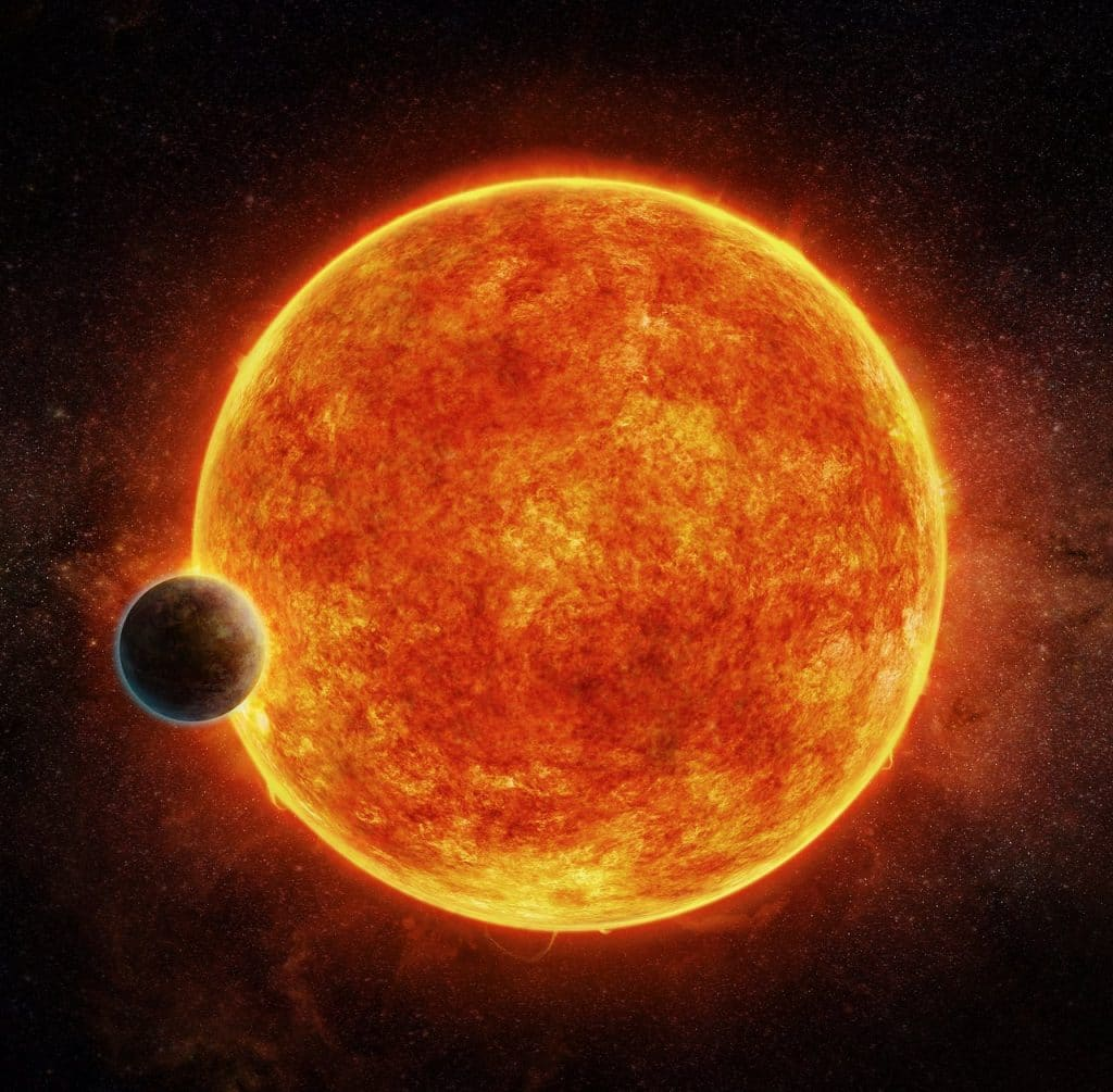 new rocky planet LHS 1140b