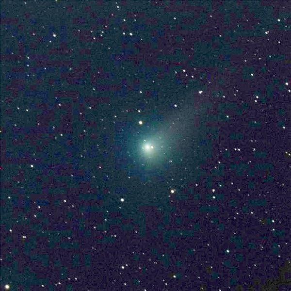 Comet Johnson