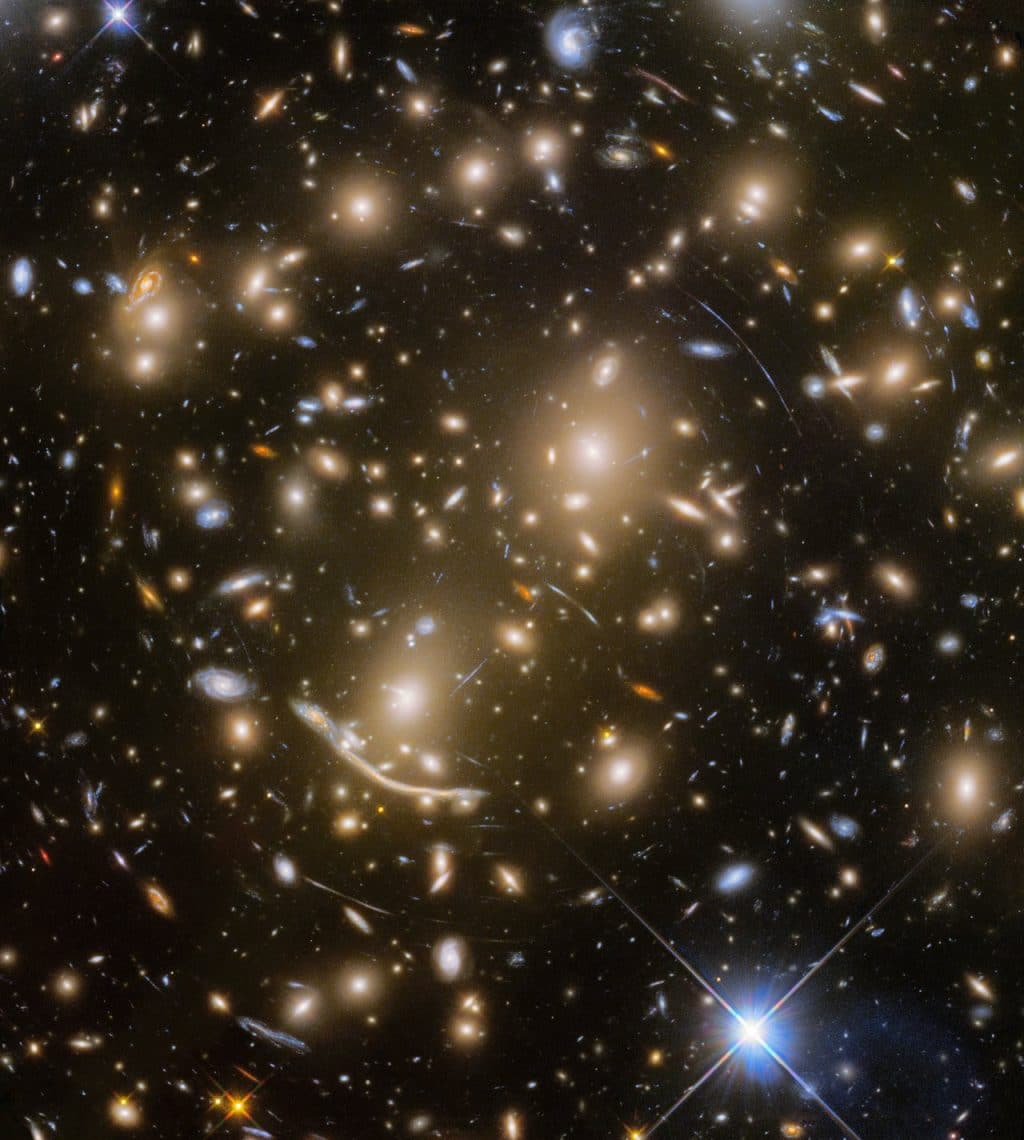 Abell 370 cluster