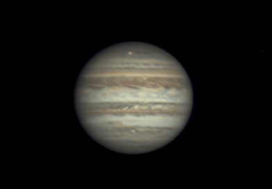 Amateur astronomers capture flash from new impact on Jupiter
