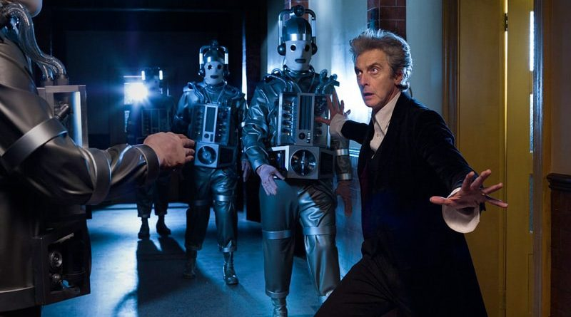 Space-faring humans will become Cybermen, says top astronomer