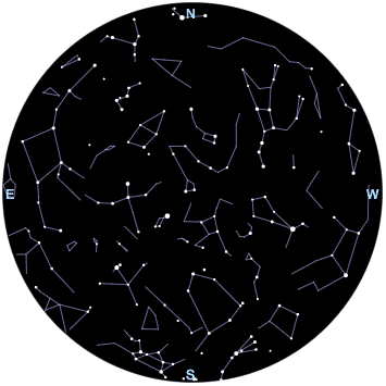 What to see in the night sky in July 2019 Interactive Star Map on