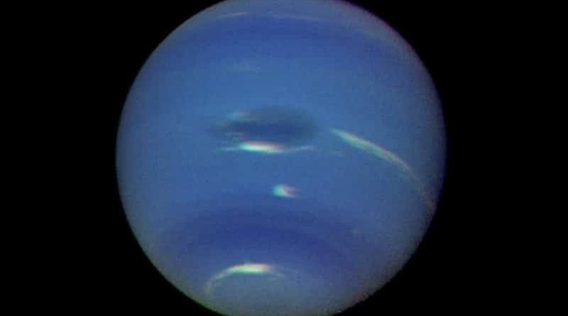 Scientists explore Neptune's interior without actually going there