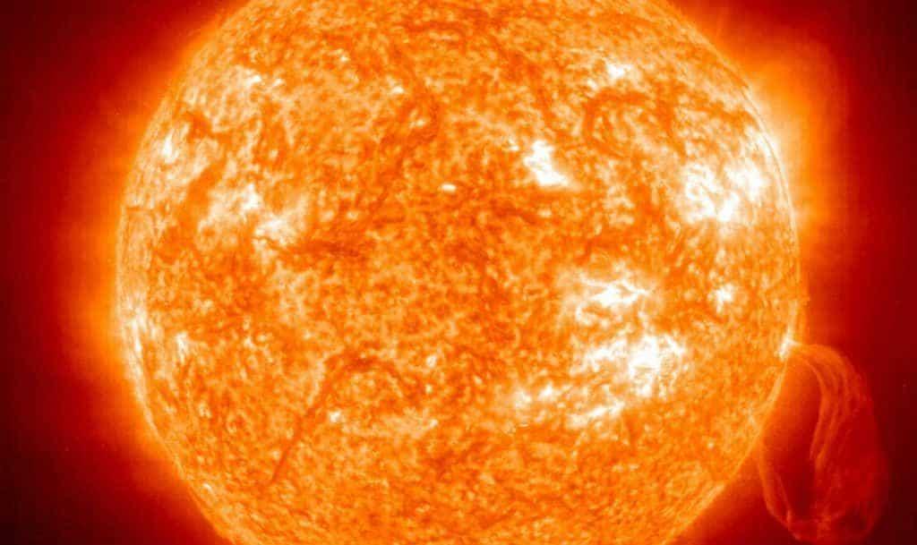 Sun from Soho