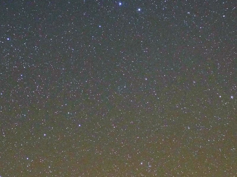 Photo of Comet ASASSN