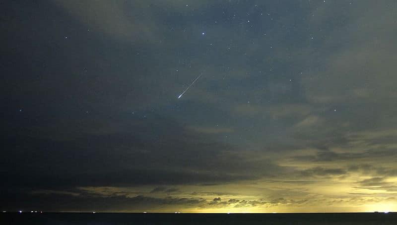Bright Orionid