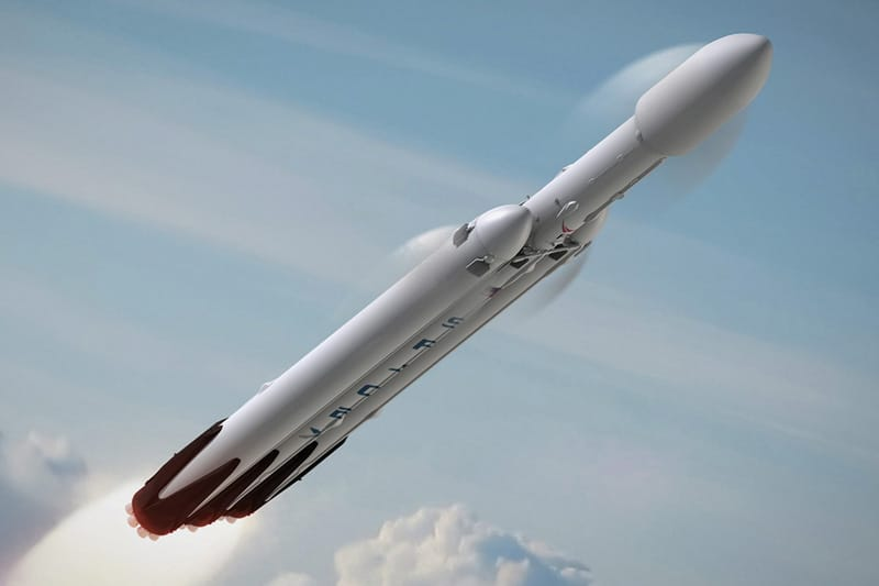 falcon heavy mars - photo #13