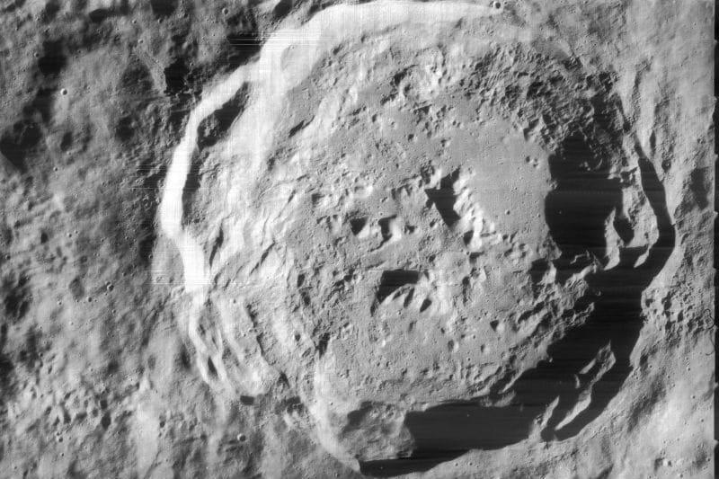 Philolaus crater