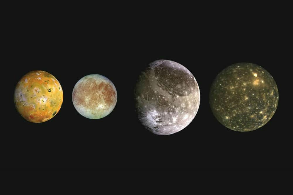 How to see the moons of Jupiter in a telescope or binoculars