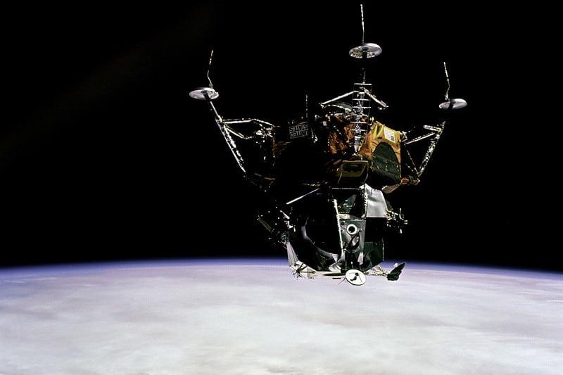 Lunar module Spider