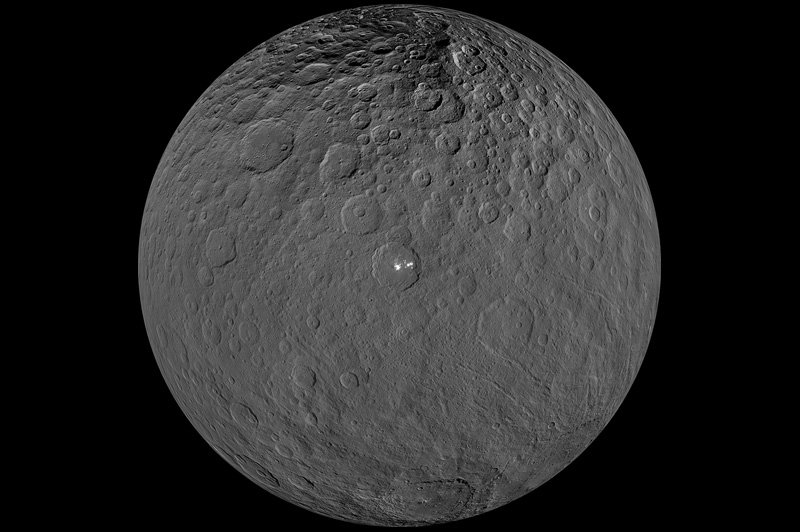 Ceres from Dawn
