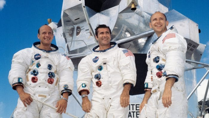 Crew of Apollo 12