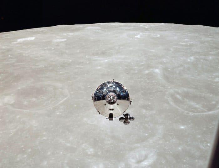 Apollo 10 command module Charlie Brown