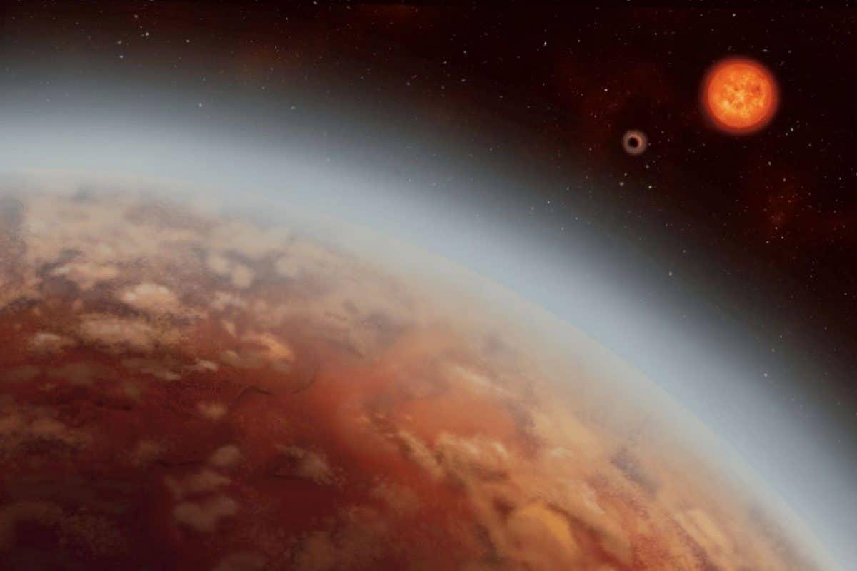 Planet K2-18b